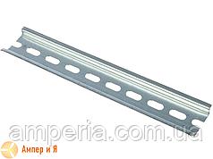DIN-рейка IEK оцинкованная 10 см (YDN10-00100)