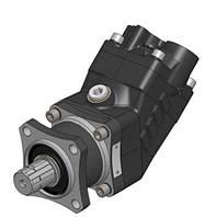 Насос аксиально-поршневой ISO (80 куб см) правый MDS-80 OMFB Италия с наклонным блоком 60300110803
