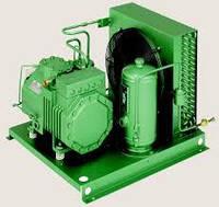 Холодильний агрегат  Bitzer 2FC-3.2y, був в експлуатації  2006 р.в. новий конденсатор