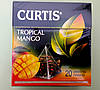 Чай Curtis Tropical Mango 20 пірамідок зелений