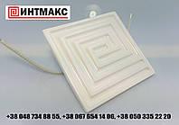ECР4 инфракрасный керамический излучатели размер 122 х 122 мм