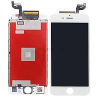 Apple iPhone 6S plus  дисплей в зборі з тачскріном модуль білий original