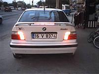 Спойлер BMW 3 e36