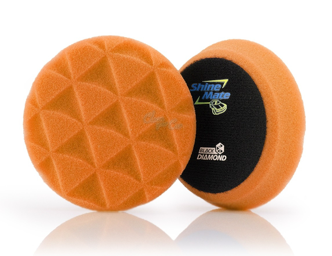 Orange Polishing T40 мягкий поролоновый круг