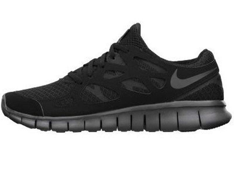 55b51f1d Мужские кроссовки Nike Free Run 2 Triple Black - FREE CHOICE -  ИНТЕРНЕТ-МАГАЗИН ОБУВИ
