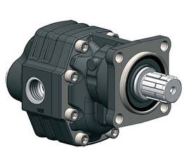 Насос шестерний ISO (61 куб см) левій NPH-61 SX OMFB Італія 10501110628