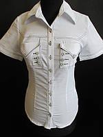 Женские рубашки на лето