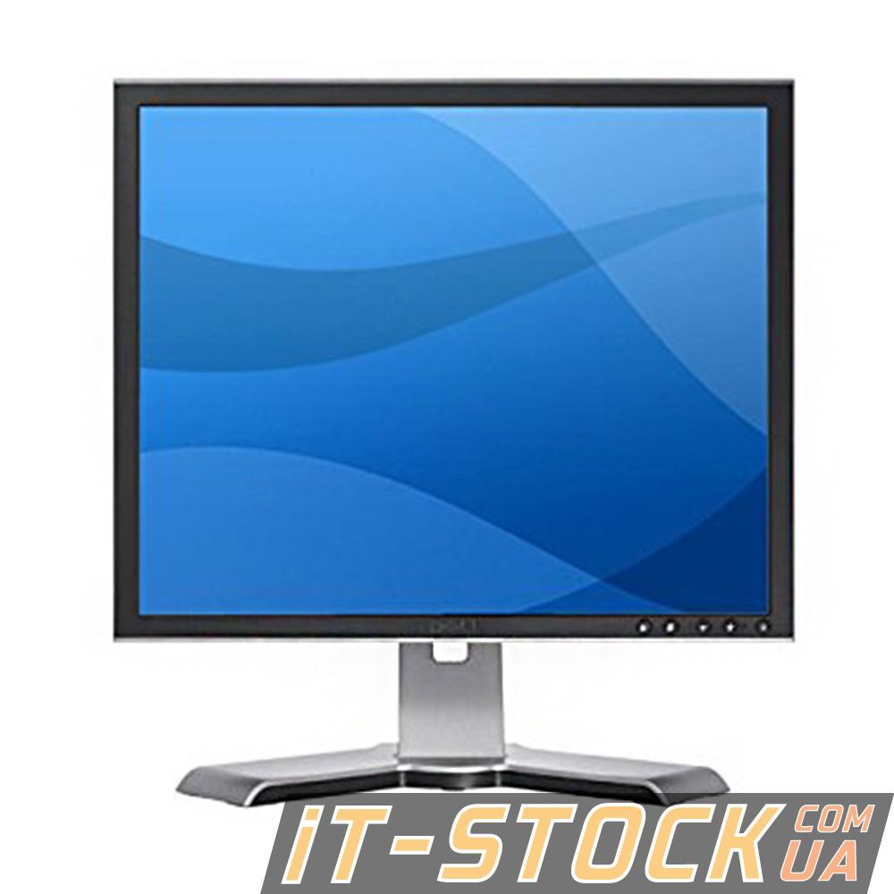 "Монитор 19"" DELL 1907FPt (5:4/DVI/VGA/USB hub) class A б/у"