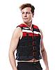 Универсальный страховочный жилет 4 Buckle Vest Красный 244817572