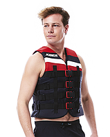 Универсальный страховочный жилет 4 Buckle Vest Красный 244817572, фото 1