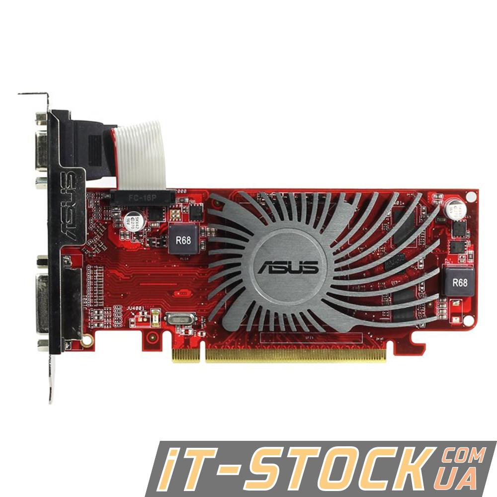 Видеокарта PCI-E ATI Asus HD5450 (1Gb/DDR3/32bit/HDMI/VGA/DVI) б/у