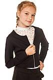 Стильный Школьный Жакет для девочек 134-152р, фото 5