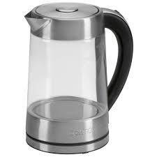 Электрический чайник Clatronic WK 3501 G стеклянный 1,7 л Германия