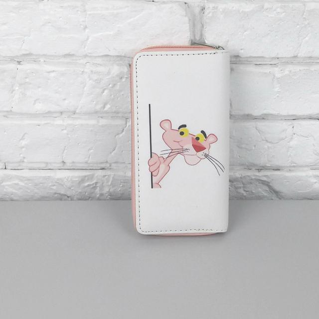 Молодежный кошелёк Розовая Пантера