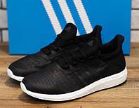 Кроссовки женские Adidas Bounce 30790 адидас черные Реплика