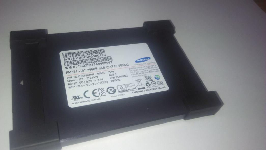 "SSD   512GB Samsung PM871а  2.5"""