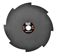 Диск косильный Гранит 8Т (сеноукладчик) для триммеров и мотокос