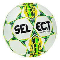 Мяч футбольный для детей SELECT СAMPO PRO (размер 3)