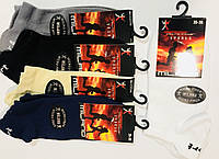 Носки женские микрофибра MILANO размер 35-39 ассорти