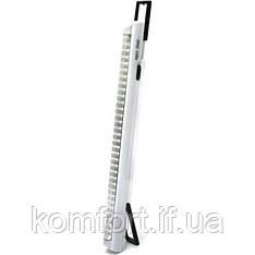 Аккумуляторный фонарь на светодиодах Yajia YJ-6821 (51 LED)