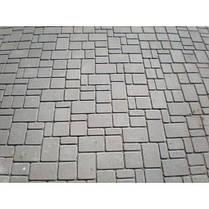 Тротуарная плитка «Старый город» 60/90/120/180х120 высота 60мм серая, фото 3