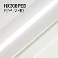 Белый перламутр с малиновым отливом Hexis, Pearl White Gloss, фото 2
