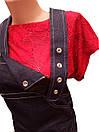 Комбинезон для беременных джинсовый., фото 4