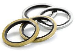 Кольцо резино-металлическое M33 35.40x42.00x2.00