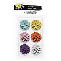 Квіти зі штучної замші - Amy Tan Shine On - American Crafts