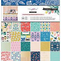 Набір паперу - Willow Lane - Magie Holmes - 30x30