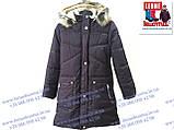 Зимнее пальто для девочек  LENNE ISADORA 18365-815. Размер 164, фото 2
