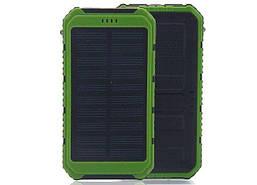 Power Bank Solar с солнечной батареей (40000mAh)