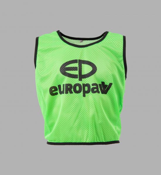Манишка Europaw logo (зеленая)