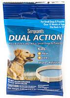 Sentry Dual Action Ошейник от блох и клещей для собак