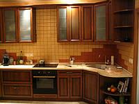 Кухни кашированные фасады