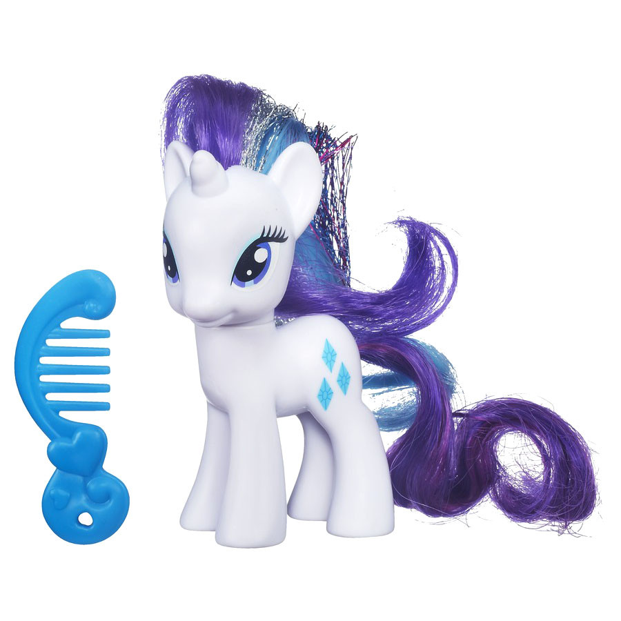 My Little Pony поні Rarity серія Rainbow Power (Май Литл Пони пони Рарити серия Сила Радуги)