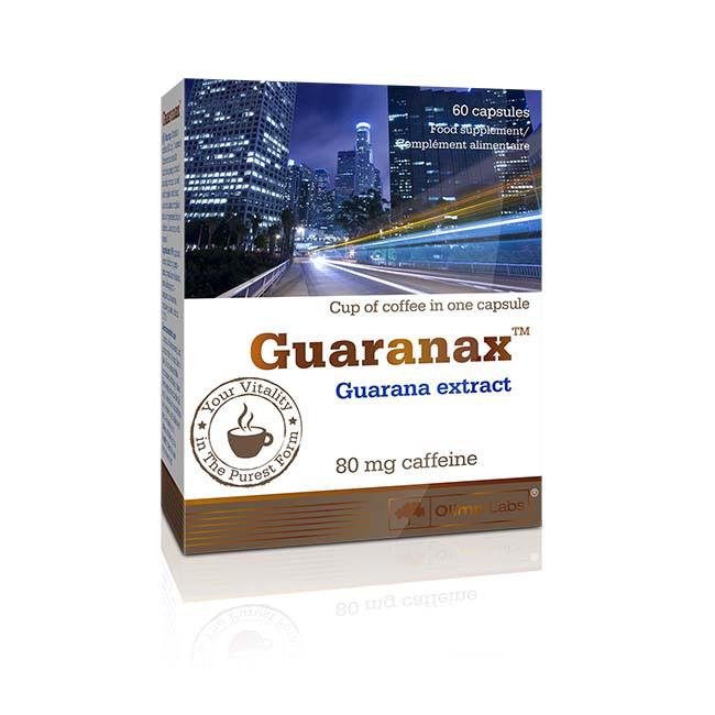Olimp Guaranax 60 капсул