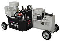 Гидравлический станок для резки арматуры YK-3800, YAKAR