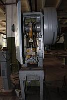 КД2126 - Пресс кривошипный, усилием 40т (пресс механический), фото 1