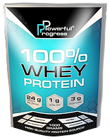 Протеин 100% WHEY PROTEIN Powerful Progress 1kg