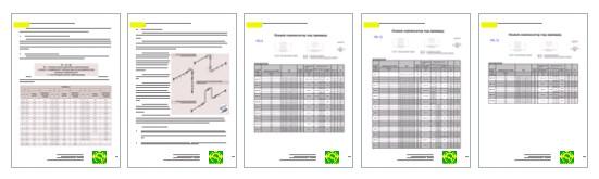 Технические характеристики сильфонных компенсаторов