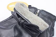 Женские кожаные перчатки 810s1 Маленькие, фото 2