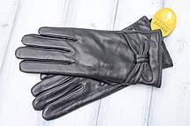 Женские кожаные перчатки 810s1 Маленькие, фото 3