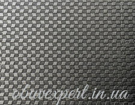 Резина набоечная JB-пласт, Косичка, 500x500x7 мм, цв. черный, фото 2