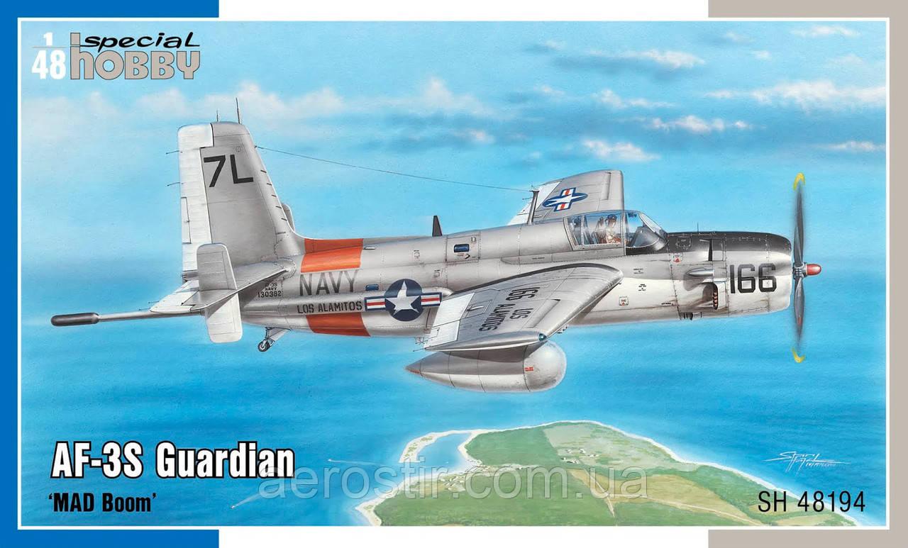 AF-3S Guardian 1/48 Special Hobby 48194