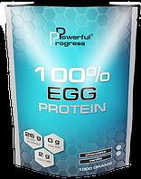 Протеин 100% EGG PROTEIN Powerful Progress 1kg Яичный протеин