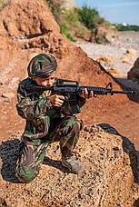 Детский камуфляж игровой костюм для мальчиков Следопыт цвет DPM, фото 2