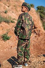 Детский камуфляж игровой костюм для мальчиков Следопыт цвет DPM, фото 3