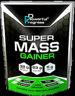 Гейнер Super Mass Gainer Powerful Progress 1kg