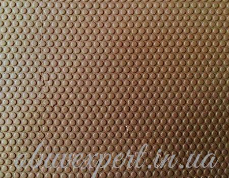 Резина набоечная JB-пласт, Кружок,  500x500x7 мм, цв. коричневый, фото 2